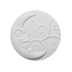 SEASONAL Celestial Moon Ornament/12 SPO