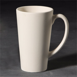 STONEWARE Latte Cup/6