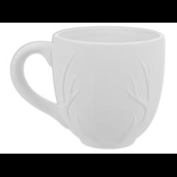 MUGS Antler Mug/6 SPO