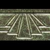 ART DECO GREEN - Pint (Cone 6 Glaze)
