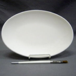 PLATES Coupe Oval Server/6  SPO