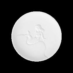 PLATES Malia the Mermaid Dish/12 SPO