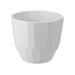 HOME DÉCOR Faceted Utensil Holder/4 SPO