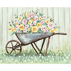 Pattern Pack - Wheelbarrow Planter/1 SPO