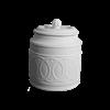 KITCHEN Medium Ornate Canister/1 SPO