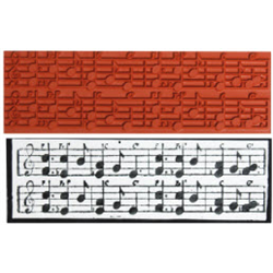 Musical Notes Stamp SPO