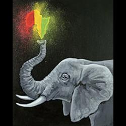Pattern Pack - African Elephant/1 SPO
