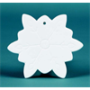 SEASONAL SNOWFLAKE ORNAMENT/24 SPO