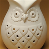 HOME DÉCOR OWL CANDLE STAND/4 SPO