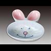 PLATES Bunny Bowl/4 SPO