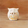 HOME DÉCOR OWL LANTERN VOTIVE/8 SPO