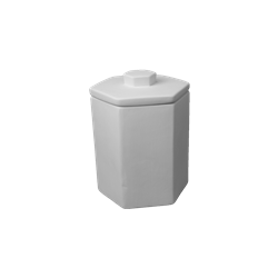KITCHEN Hexagon Canister/2 SPO