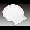 PLATES Shell Dish/12 SPO