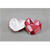 BOXES Faceted Heart Box/6 SPO