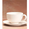 MUGS CAPPUCCINO MUG AND SAUCER/8  SPO