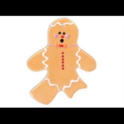 SEASONAL Gingerbread Man 1 Ornament/12 SPO