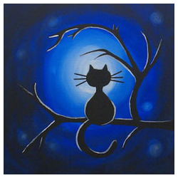 Pattern Pack - Moonlight Meow/1 SPO