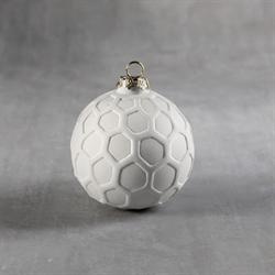 SEASONAL Hexagon Round Ornament/12 SPO