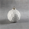 SEASONAL Hexagon Round Ornament/12 SPO