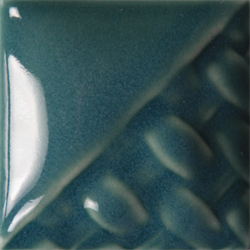 PEACOCK - Pint (Cone 6 Glaze)