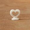 KITCHEN HEART TINY TOPPER/12 SPO