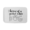 PLATES Spoiled Rotten Dog Plate/6 SPO