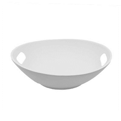 BOWLS OVAL BOWL WITH HANDLES/6 SPO