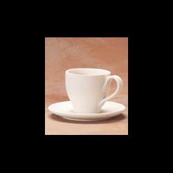 MUGS TAPERED TEA CUP & SAUCER /8 SPO