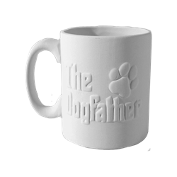 MUGS The DogFather  Mug/4 SPO