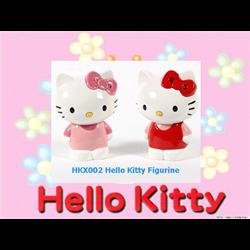 KIDS HELLO KITTY FIGURINE/HKX002/6 DWO