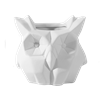 HOME DÉCOR Faceted Owl Planter/4 SPO