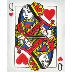 Pattern Pack - Queen of Hearts/1 SPO