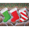 Pattern Pack - Christmas Stockings/1 SPO