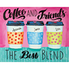 Pattern Pack - Coffee and Friends/1 SPO
