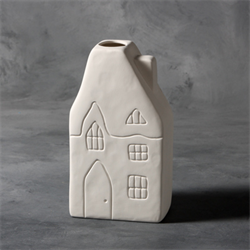 """8"""" House Vase (Casting Mold) SPO"""