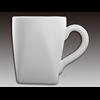 MUGS Square Bottom Mug/6 SPO