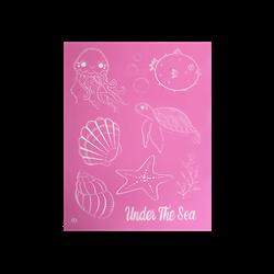 Under the Sea Silkscreen/1 SPO