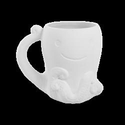 MUGS Octopus Mug/4 SPO