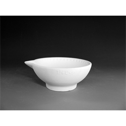 """KITCHEN 1/4"""" Cup Measuring Cup/12 SPO"""