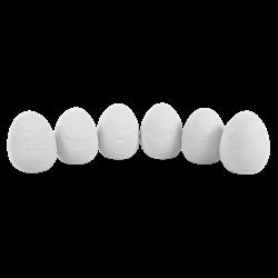 SEASONAL Emoji Easter Egg Set - 2 Sets of 6/SPO