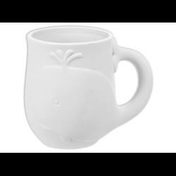 MUGS Whale Mug/6 SPO