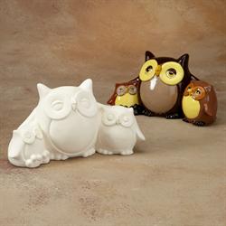 BANKS OWLS SPEND/SHARE/SAVE BANK/6 SPO