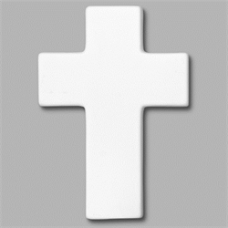 HOME DÉCOR Traditional Cross - Large/6 SPO