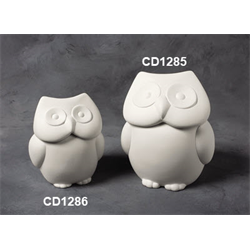 Small Owl Box (Casting Molds) SPO