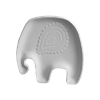 PLATES Elephant Dish/Spoon Rest/6 SPO