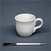 MUGS HANDTHROWN MUG/12 SPO