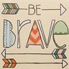 Pattern Pack - Be Brave/1 SPO