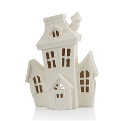 SEASONAL HAUNTED HOUSE LIGHT-UP/4 SPO