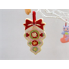 SEASONAL Christmas Ornament/12 SPO