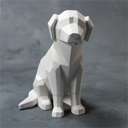 KIDS Faceted Dog/4 SPO